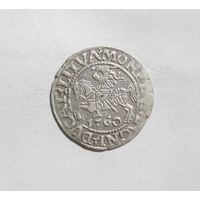 Полугрош Литовский 1560г.Сигизмунд ll Август