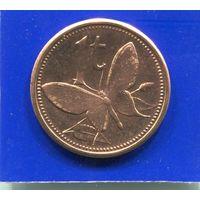 Папуа Новая Гвинея 1 тоа 2004 UNC