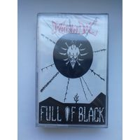 """Аудиокассета Monster Joe """"Full of Black"""""""