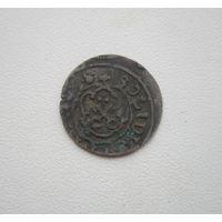 Шиллинг 1648г. Кристина Августа Ваза - Рига (все с 1 руб.).