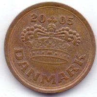 Дания, 25 эре 2005 года.
