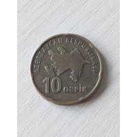 Азербайджан 10 гяпиков 2006г.