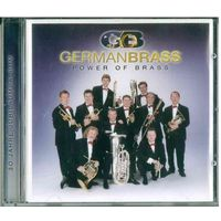 CD German Brass - Power Of Brass (2005) Big Band, Latin Jazz, Romantic