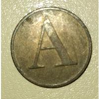 Телеграфный жетон Польша