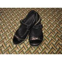 Туфли во двор для девочки 30-31р-р
