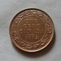 1 цент, Канада 1912 г.