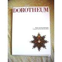 Каталог-аукционник DOROTHEUM награды