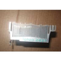 Радиатор сокет 462