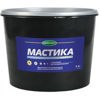 Мастика сланцевая ведро OIL RIGHT 978 2кг