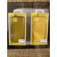 Чехол Baseus к iPhone 11 Pro Max золотой