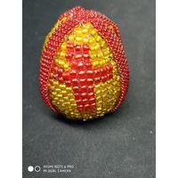 Яйцо  бисер