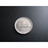 США 5 центов 1983 Р