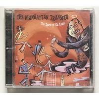 Audio CD, MANHATTAN TRANSFER – THE SPIRIT OF St. LOUIS – 2000