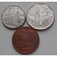АМЕРИКА: 3 монеты_Отличные_Много лотов в продаже