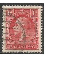 Ямайка. Король Георг V. 1912г. Mi#58а.