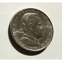 Монако 1/2 франка, 1978 5-1-52
