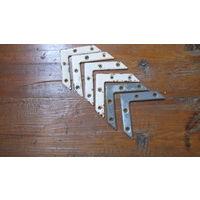 Уголки металлические оконные 75х75 мм