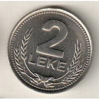 Албания 2 лек 1989