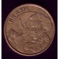 10 сентаво 2001 год Бразилия