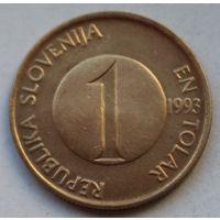 Словения 1 толар, 1993 г.