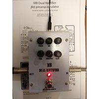 Гитарная педаль MB dual rectifier jfet preamp emulator