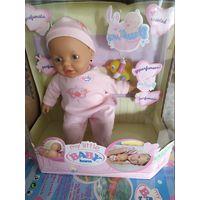 Игровая кукла  Бэби Борн 32 см Zapf Creation В АССОРТИМЕНТЕ(оригинал, в оригинальной упаковке).Первая кукла для вашей девочки(от 1 года)