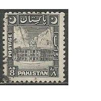 Пакистан. Мечеть. 1949г. Mi#52.