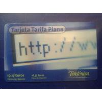 Испания телефоника