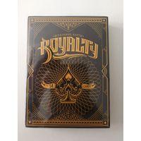 Карты Игральные Royalty (запечатаны)