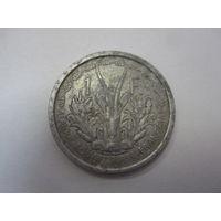 1 Франк 1948 (Французская Экваториальная Африка)