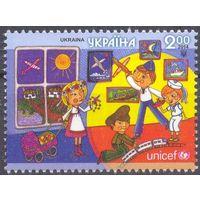 Украина дети авиация железная дорога