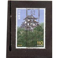Япония. Mi:JP 1739. Донджон, замок Хиконэ, 1606, префектура Сига. 1987.