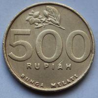 Индонезия, 500 рупий 1997 г.