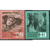 ГДР-1958. Спасенные сокровища музеев Берлина