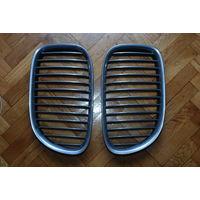 """""""Ноздри"""" для BMW-7 серий F01, F02, F03, F04"""
