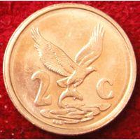 6840:  2 цента 2001 ЮАР