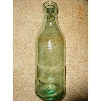 Бутылка молочная СССР 1 л 1981
