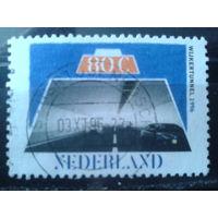 Нидерланды 1996 Туннель