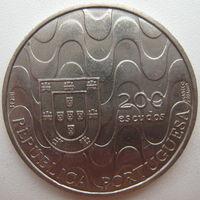 Португалия 200 эскудо 1992 г. Председательство в Европейском союзе (d)