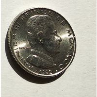 Монако 1/2 франка, 1982 5-1-56