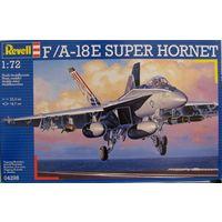 Сборная модель самолёта F/ A-18 E super hornet,Revell