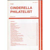 Журнал Cinderella Philatelist Великобритания октябрь 2010 А4 формат 48 страниц лот РАСПРОДАЖА