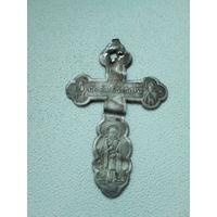 Крестик серебро 84пр.     1.74гр