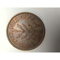 Монета Палестины