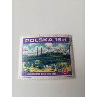 Польша 1988. 50-летие Стального завода. Полная серия