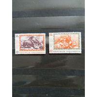 1967 Индонезия фауна полная серия (2-110)