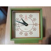 """Часы """" Севани"""" с символикой Олимпиады 80 ( не идут)"""
