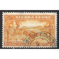 1938 - Сьера-Леоне - Стандарт 1,3 Mi.162