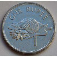 Сейшелы, 1 рупия 2010 г.