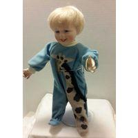 Ashton-Drake малыш Стиви фарфоровая кукла